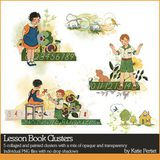 Lesson Book Clusters