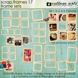 Scrap.frames 17 - Frame Sets