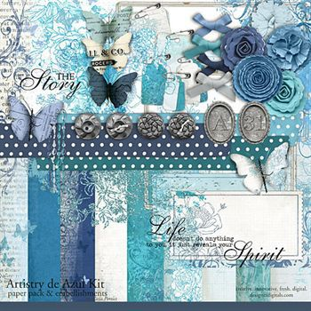 Artistry De Azul Kit
