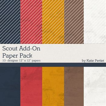 Scout Add-on Paper Pack