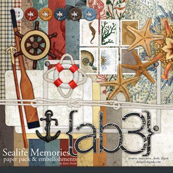 Sealife Memories Kit