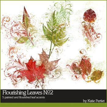 Flourishing Leaves No.2