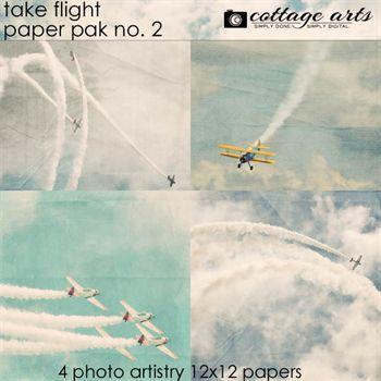 Take Flight 2 Paper Pak