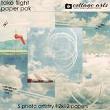 Take Flight Paper Pak