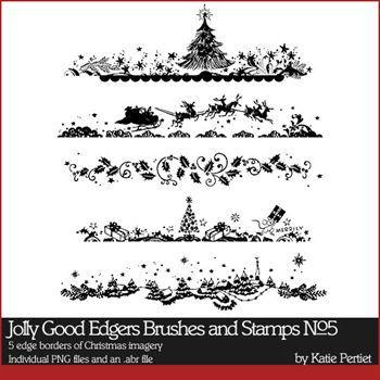 Jolly Good Edgers No.5