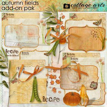 Autumn Fields Add-on Pak