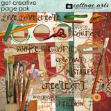 Get Creative Page Pak