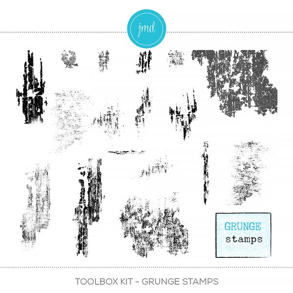 Toolbox Kit - Grunge Stamps