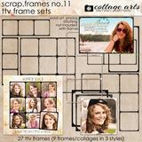Scrap.Frames 11 – TTV Frame Sets