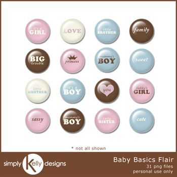 Baby Basics Flair