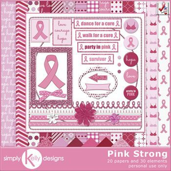 Pink Strong Kit