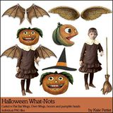 Halloween What Nots