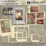 Scrap.frames 9 - Vintage Frames