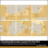 Clustering Memories Template Pack No.1