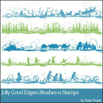 Jolly Good Edgers No1