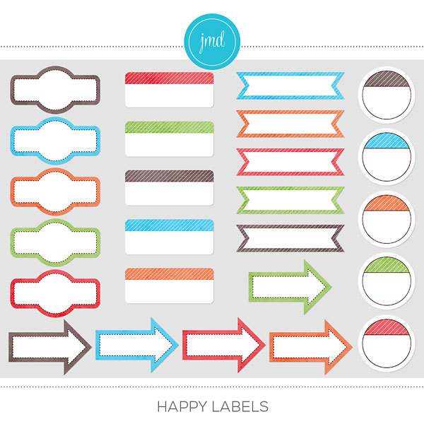Happy Labels