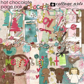 Hot Chocolate Page Pak