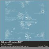Wintery Overlays No2