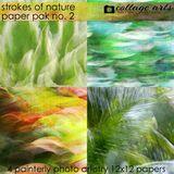 Strokes Of Nature 2 Paper Pak