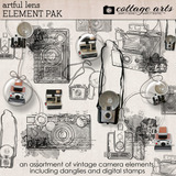 Artful Lens Element Pak