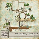 Life's Journey Eclecticisms Clusters