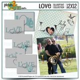 12x12 Love Blueprint Collection