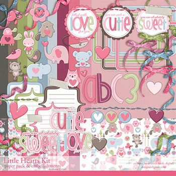 Little Hearts Kit