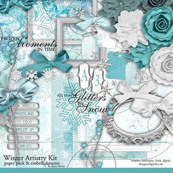Winter Artistry Kit
