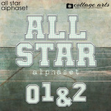 All Star Alphaset