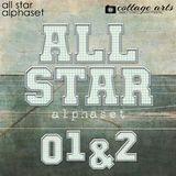 All Star Alphaset