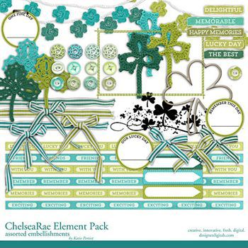 Chelsae Rae Element Pack