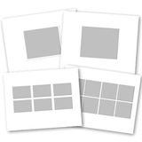 Basic White 11x8