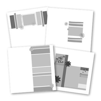 Click And Fill Vii 12x12 Digtal Pages