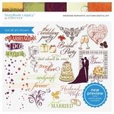 Wedding Romantic Autumn Digital Kit
