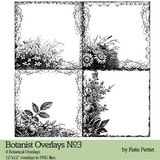 Botanist Overlays No3