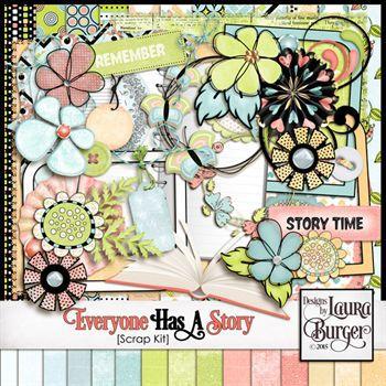 Everyone Has A Story Kit
