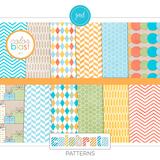 Color Blast 1 - Celebrate Patterns