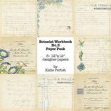 Botanist Workbook Paper Pack No. 03