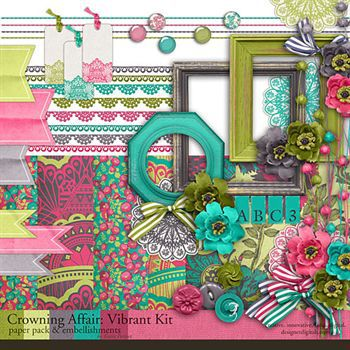 Crowning Affair Vibrant Kit