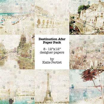 Destination Afar Paper Pack