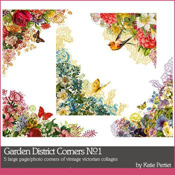Garden District Corners No. 01