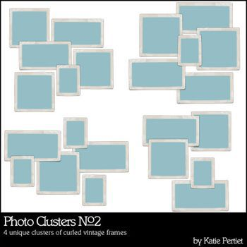 Photo Clusters No. 02