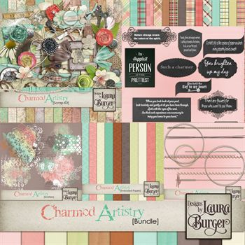 Charmed Artistry Bundle