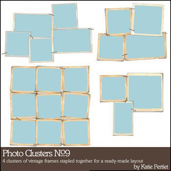 Photo Clusters No. 09