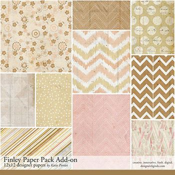 Finley Add-on Paper Pack