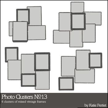 Photo Clusters No. 13