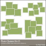 Photo Clusters No. 15
