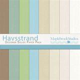 Havsstrand Solids Paper Pack