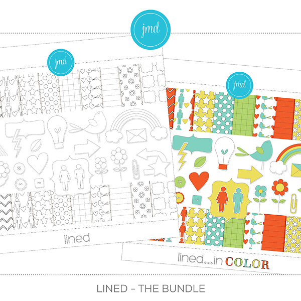 Lined - The Bundle