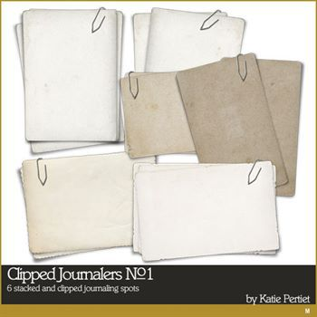 Clipped Journalers No. 01